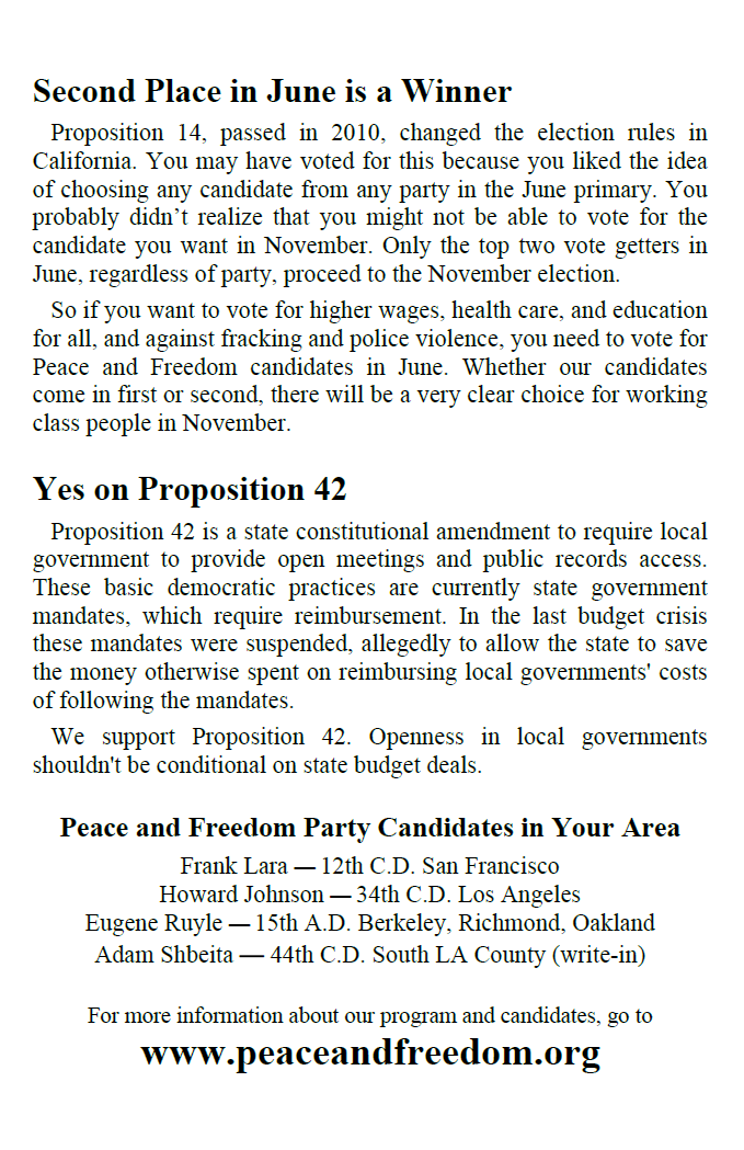 Spring 2014 voter guide page 4